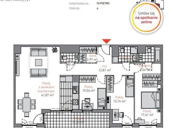 Zdjęcie nieruchomości 17 - mieszkanie