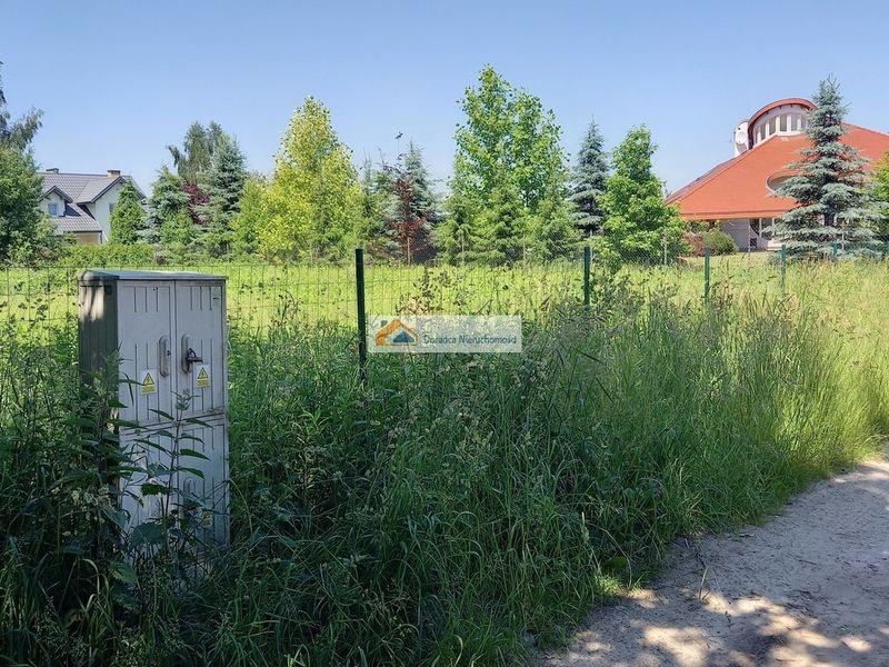 Lesznowola sprzedaż działka budowlana