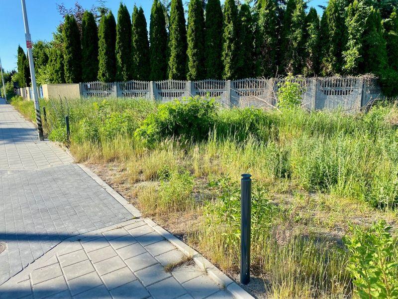 Łódź sprzedaż działka budowlana