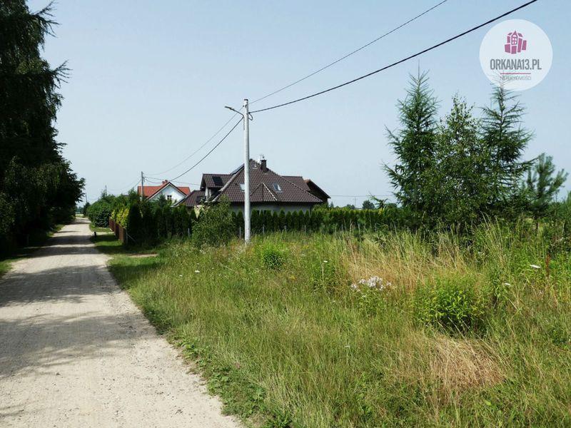 Nowa Wieś Ostródzka sprzedaż działka budowlana
