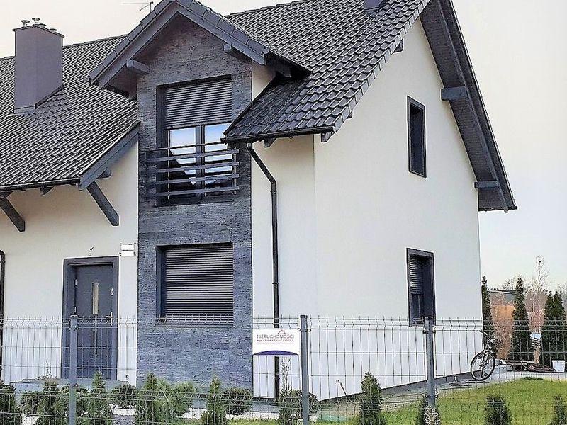 Lusówko sprzedaż dom bliźniak