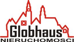 Logo - Nieruchomości GLOBHAUS