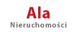 Logo - ALA.PL Nieruchomości