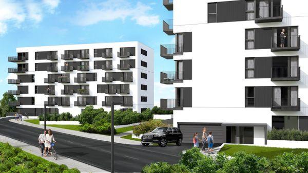 Apartamenty Nowy Marysin - Iv Etap - 2