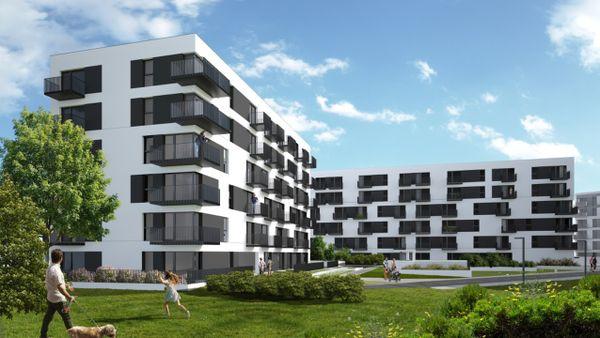 Apartamenty Nowy Marysin - Iv Etap - 3